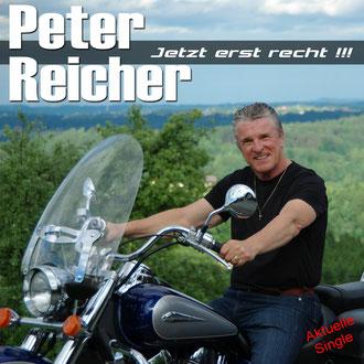 "Cover Bild der Single CD  ""Jetzt erst recht"" (seit 30.7.2010)"