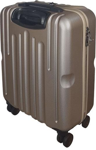 Rückseite Hauptstadtkoffer Koffer