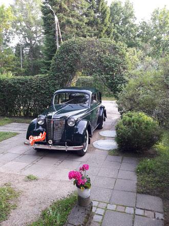 www.12vshop.jimdo.com Opel Olympia Cabrio 1950