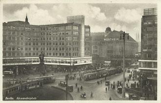 Berlin Alexanderplatz-Opel 1.3ltr 1934 www.12vshop.jimdo.com