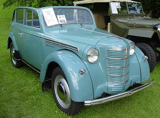 Moskwitsch 401 Cabrio