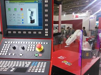 自動化 CNC ロボット