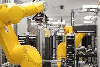 6軸ロボット 4軸ロボット 自動化