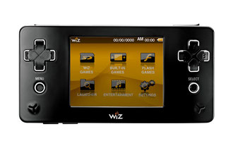 Videoconsola Portátil de código abierto (GP2X Wiz)