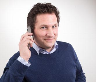 Das ist Tobias Volland - Kopf der Agentur