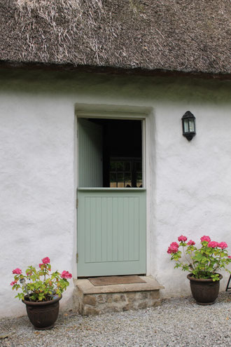 Traditional cottage -when homes were productive.
