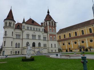 Feldbach i. d. grünen Steiermark (mein Lieblingsland in Österreich)