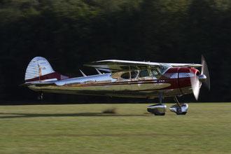 Cessna 195b - N3037B (Foto: Stefan Schmoll)