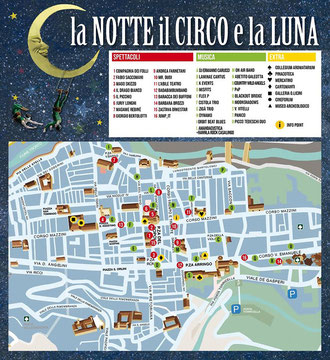 La notte di San Lorenzo ad Ascoli è la Notte Bianca!