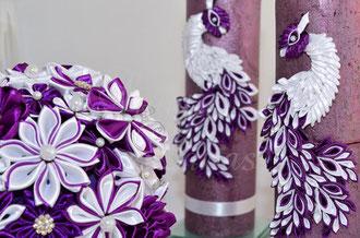 Brautstrauß, Hochzeitsschmuck, Kerzen, Tisch Dekoration, Blumenstrauß