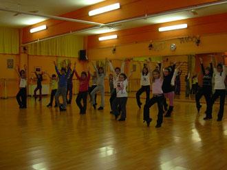corso danza moderna 6-10 anni