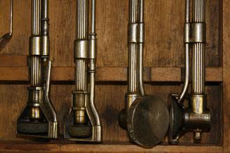 Rotierende Zahninstrumente von Dr. Becker von 1930