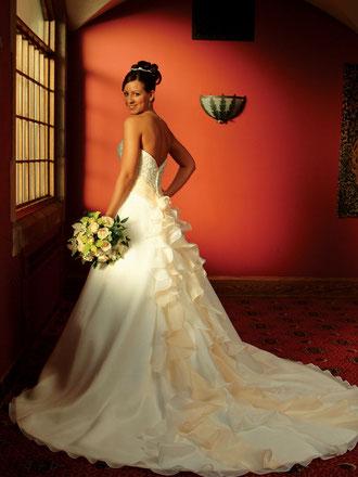 Bridal Magazine Cover