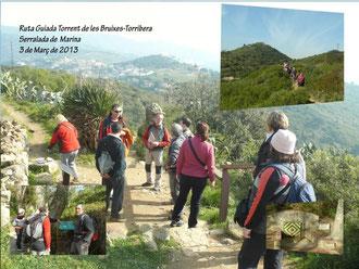 anar al blog d'activitats del Parc de la Serralada de Marina