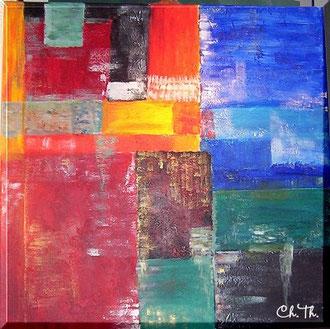gemalt bei Christine  31.01.09