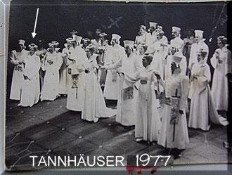 Tannhäuser 1977/78