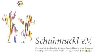 Logo Schuhmuckl e.V.