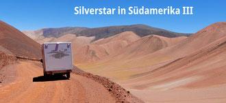 Panamericana  - Mit dem Camper von Alaska nach Feuerland / www.silverstar-in-suedamerika.jimdo.com