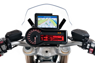 Navihalter, Navigation, BMW R 1200 R, LC, Navigator V