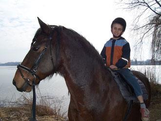 Ausflüge und Spaziergänge mit meinem Sohn