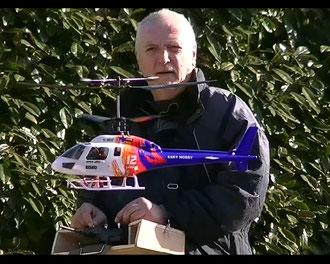 Heli  Modellflugschule, Modellflug, RC-Hubschrauber