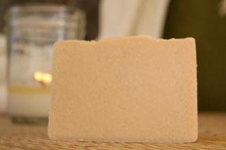 Natural Unscented Goat's Milk Soap