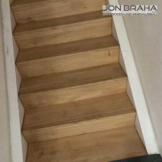 Lohnt sich eine Aufbereitung von Holztreppen?