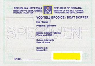 Boat Skipper B
