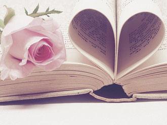 Buch Deines Lebens - schlage es auf.