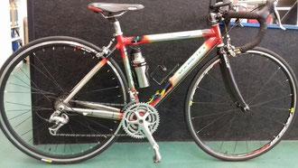 Vélo du client avec kit assistance Durax.