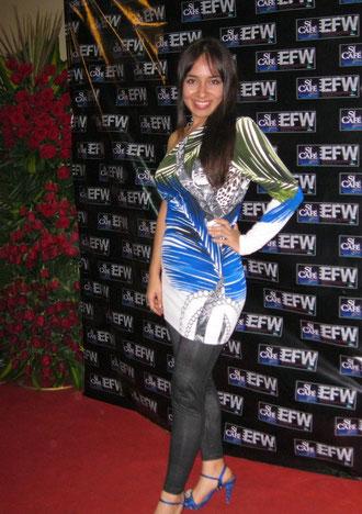 Semana de la moda Guayaquil Karla Peralta