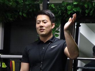 安田賢一パーソナルトレーナー/神戸のパーソナルトレーニングジム