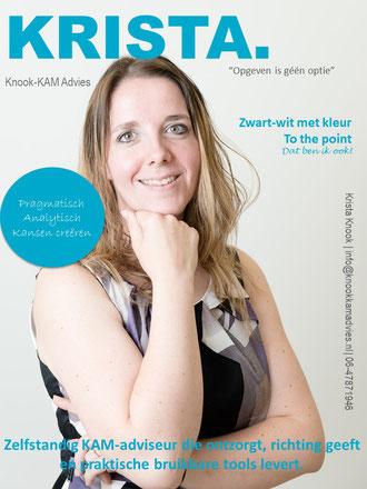 Krista Knook | Knook - KAM Advies