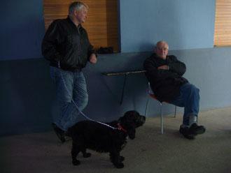 Gert & Andre Krollzick & Hund Arko.