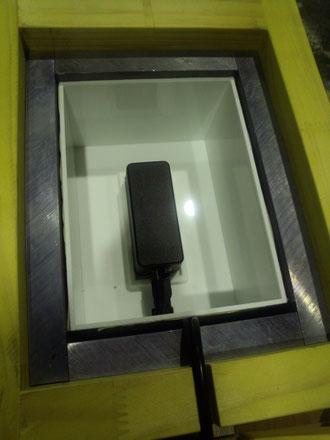 チャッピー検出器検出器+遮蔽BOXセット (174,350円税込)