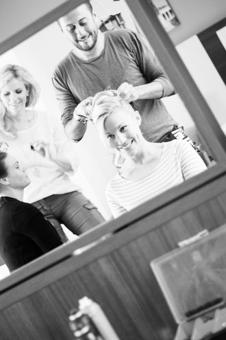 Brautstyling by Wandelbar Make-Up und Erhan Dogru Hairstyling