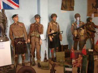 Musee du Debarquement Sword No4 Commando