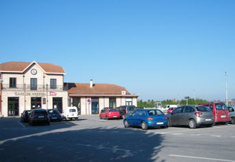 Bahnhof 2011