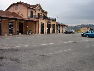 Bahnhof 2009