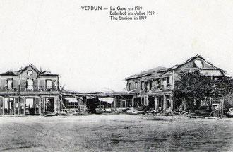 Bahnhof 1919