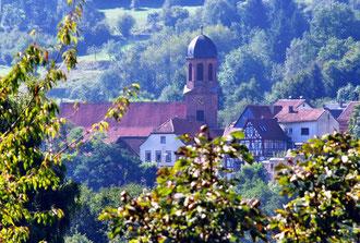 die Rienecker Kirche