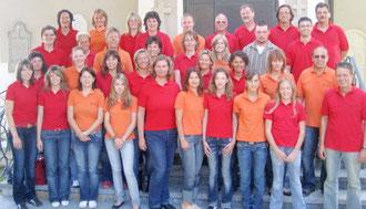 Der Chor im Juni 2007