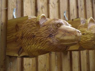 Sparrenkopf Bär