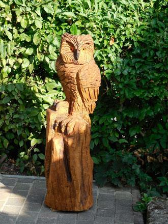 Eulen Unikateausholzde Figuren Und Skulpturen Aus Holz