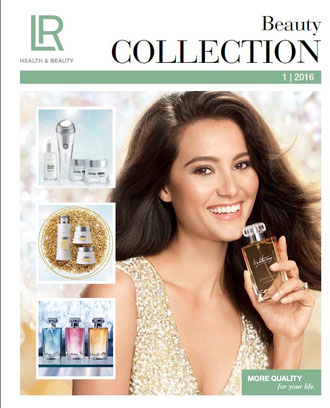 Le Catalogue LR COLLECTION BEAUTY  2016