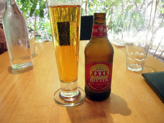 お気に入りのビール 「フォーエックス ビター」