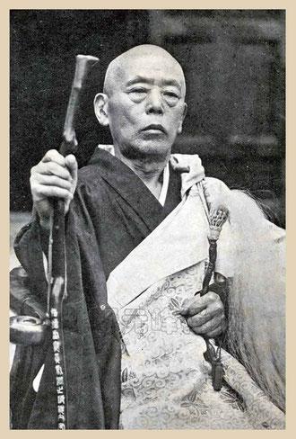 永平六十七世・北野元峰禅師「禪道法話集」より