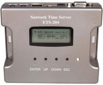 小型GPSタイムサーバー