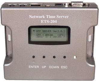 電波時計 GPS両対応 小型NTPサーバー