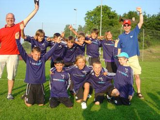 RiWi1 & RiWi2 U12 - 1. und 2. an Ostschweizermeisterschaft